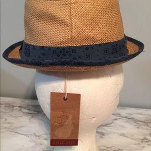 0049c9760a9 penguin Accessories - Penguin original fedora hat with blue band